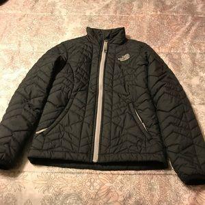 Girls north face jacket